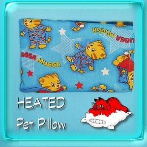 Daniel Tiger Reusable Heated Pet Pillow Rice B…